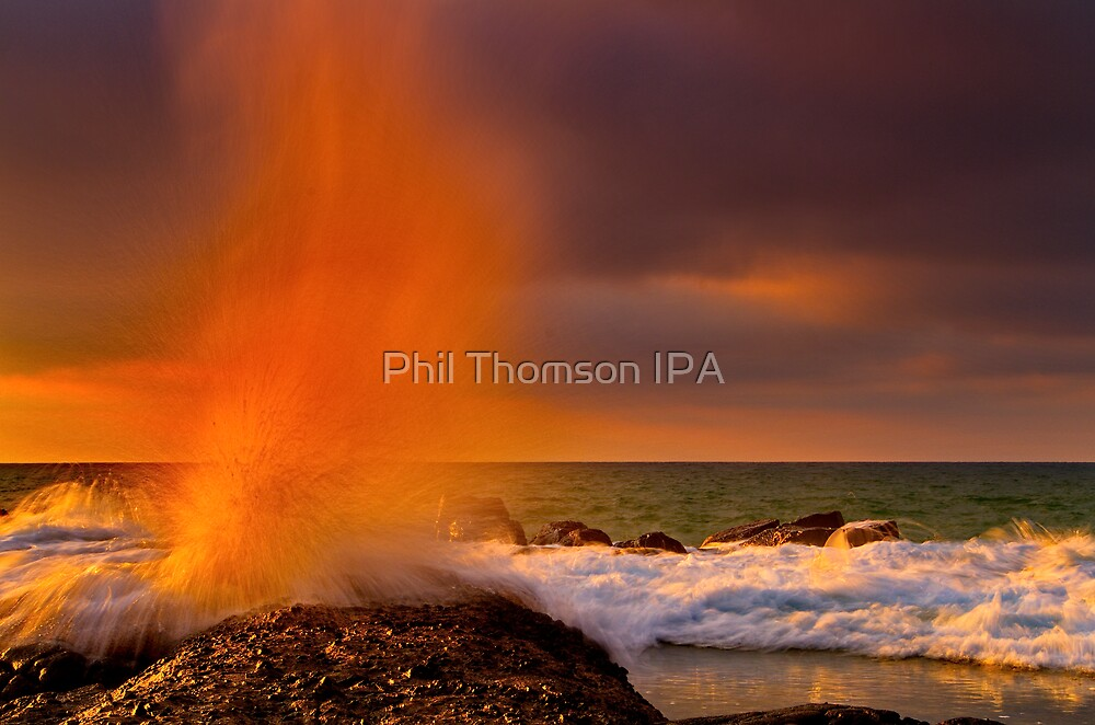 """A Splash Of Orange"" by Phil Thomson IPA"