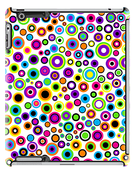 Licorice Allsorts III [iPad / iPhone / iPod Case] by Damienne Bingham