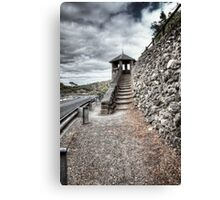 Tower Lookout Canvas Print