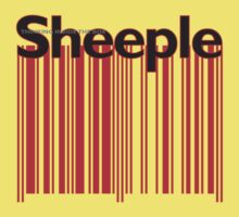 Sheeple Red Bar by Paul Fleetham