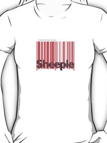 Sheeple InsideBoxRed T-Shirt