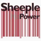 Sheeple NoPowerRed by Paul Fleetham