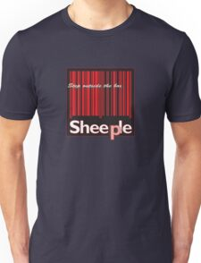 Sheeple StepOutside2 Unisex T-Shirt