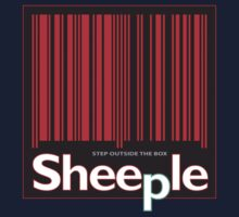 Sheeple StepOutside3 by Paul Fleetham