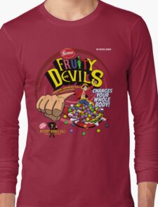 Gomu Fruity Devils Long Sleeve T-Shirt