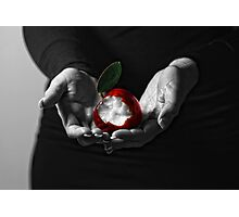 Forbidden Fruit Photographic Print