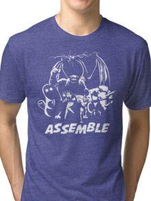 Herculoids Assemble Tri-blend T-Shirt