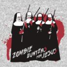 Zombie hunters by Matt Mawson