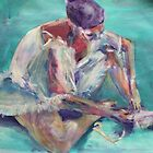 Ballerina by christine purtle