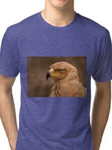 Tawny Eagle Tri-blend T-Shirt