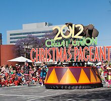 Title Float - Adelaide Christmas Pageant by DPalmer