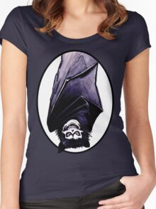 This Side Up Women's Fitted Scoop T-Shirt