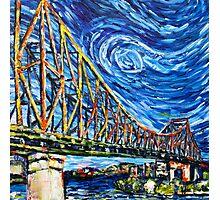 Van Gogh's Story Photographic Print