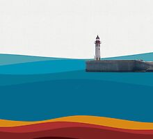 Lighthouse by John Murphy