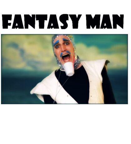 Fantasy man Sticker