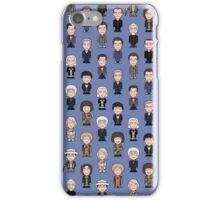 Repeating Doctors iPhone Case/Skin