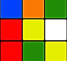 Rubik's Cube by NoMoreNames