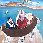 The Mural by Fara