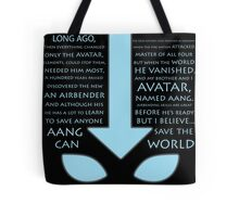 The Last Airbender  Tote Bag