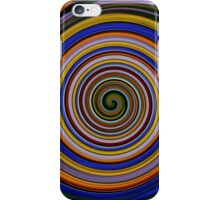 Summer of Love Earth Tones iPhone Case/Skin