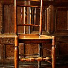 Little Moreton Hall Chair by Simon Duckworth