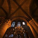 Candlelit Cathedral by Andrew Dickman