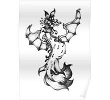 Sea-dragon Female  Poster
