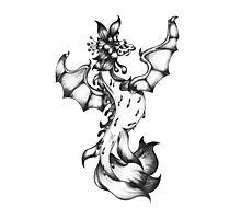 Sea-dragon Female  Photographic Print