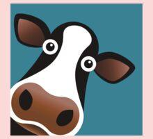 Moo Cow - T Shirt Baby Tee