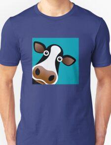 Moo Cow - T Shirt Unisex T-Shirt