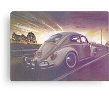 Sunset Strip Canvas Print