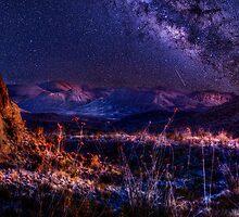 Big Bend Milky Way Magic by Dean Fikar