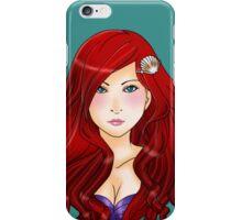Sea Princess iPhone Case/Skin