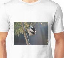 Chickadee-dee-dee Unisex T-Shirt