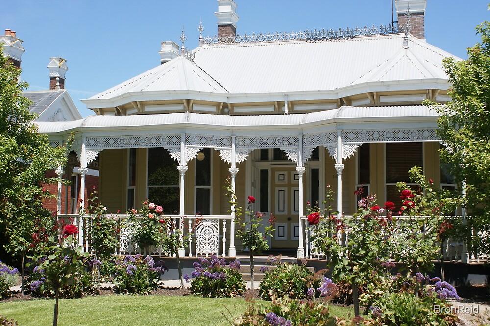 Another pretty cottage, Ballarat, Victoria by BronReid