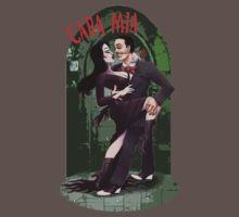 CARA MIA! Morticia <3 Gomez  by Noelle Criminova