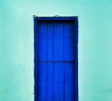 BLUE HOUSE Sticker