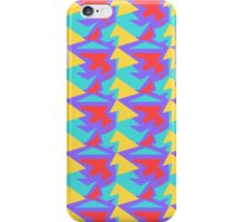 Broken Pieces Pattern iPhone Case/Skin