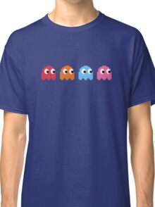 Pixel Ghosts Classic T-Shirt