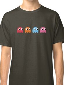 Pixel Ghosts Classic T-Shirt