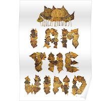 i am the wind Poster