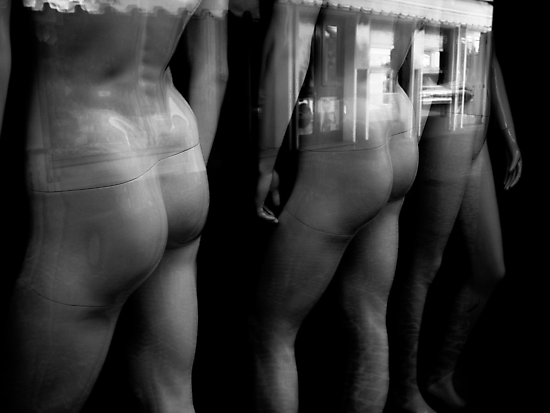 SOME ASS...  YOU EVER FELT LIKE A DUMMY...? XXIX by June Ferrol