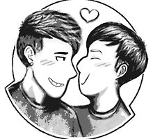 smiley giggly d&p by DoodlesByAdzie