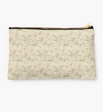 Siskiyou Trees Knit Studio Pouch