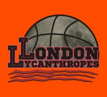 London Lycanthropes Kids Clothes