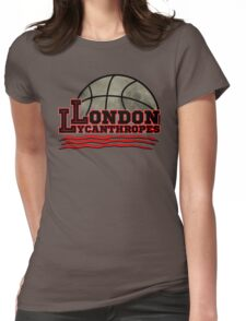 London Lycanthropes Womens Fitted T-Shirt