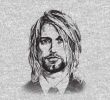 Kurt Cobain by hasanabbas