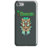 Terraria Moon Lord Head iPhone Case/Skin