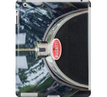Bugatti Grille Marque2 iPad Case/Skin