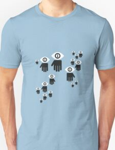 Eyeliens Unisex T-Shirt